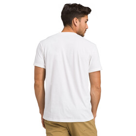 Prana Icon T-shirt Homme, white